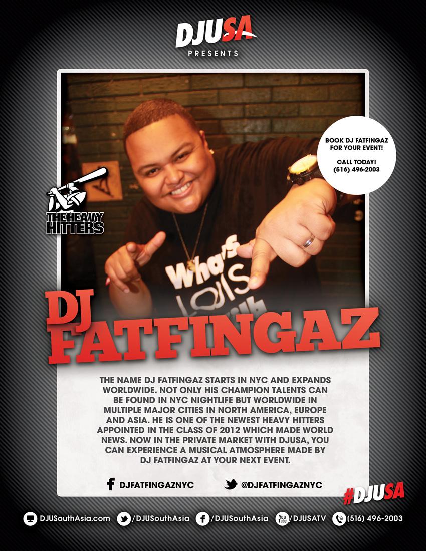 Heavy Hitters' DJ Fatfingaz
