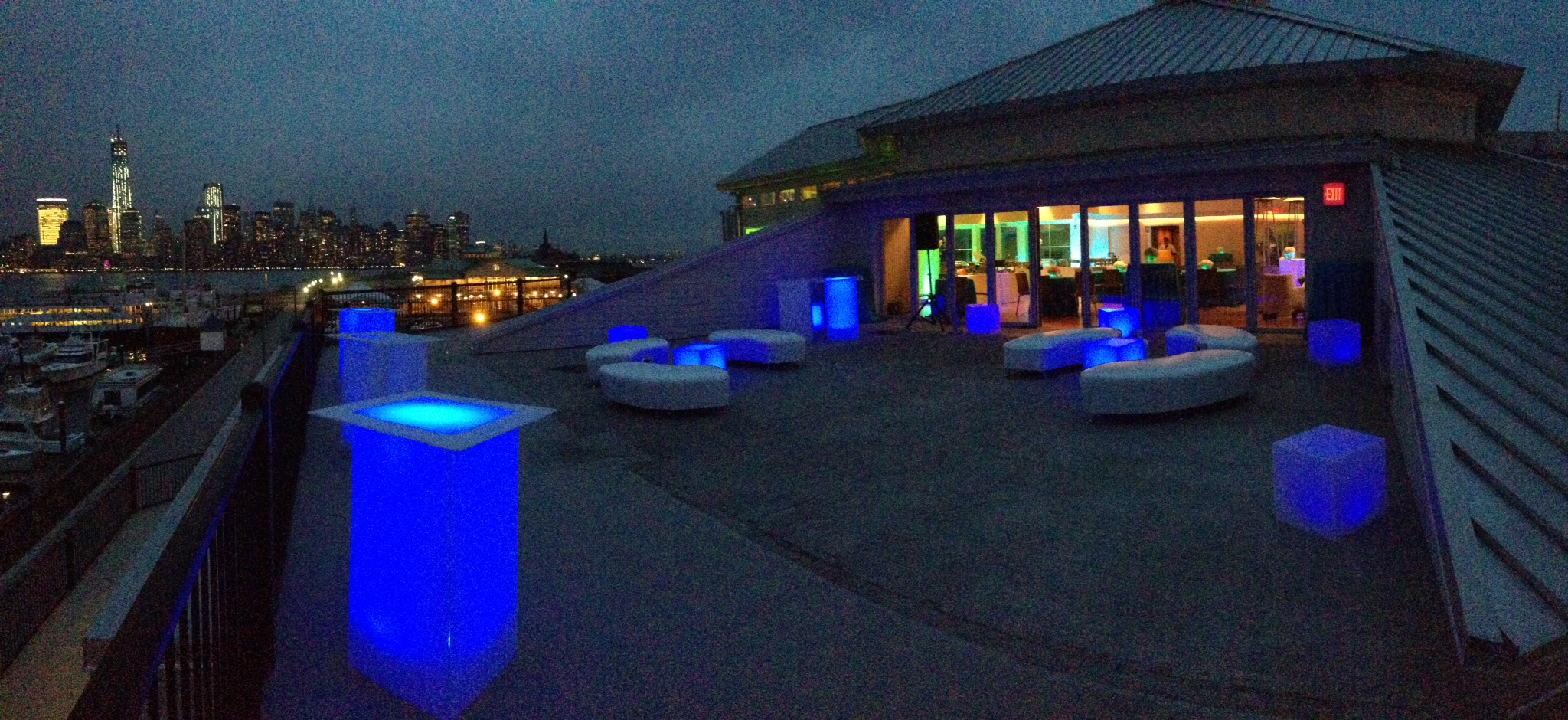 Maritime Parc exterior