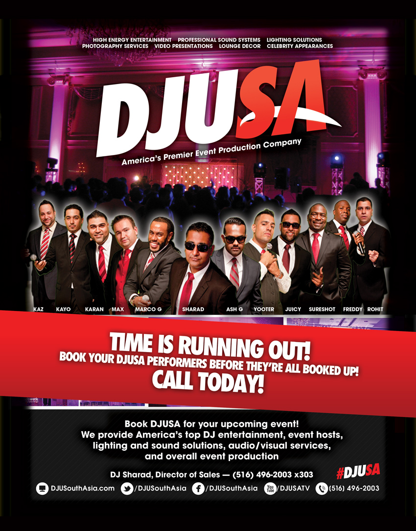 Book DJUSA Today!