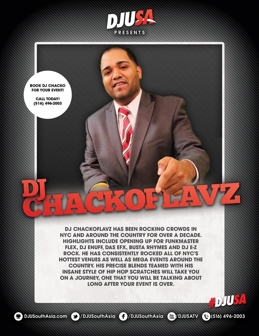 DJ Chackoflavz