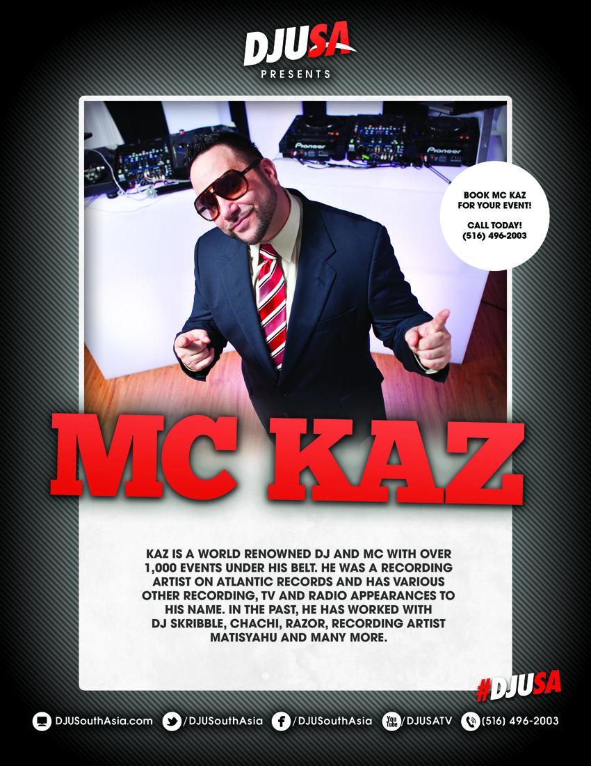 MC Kaz
